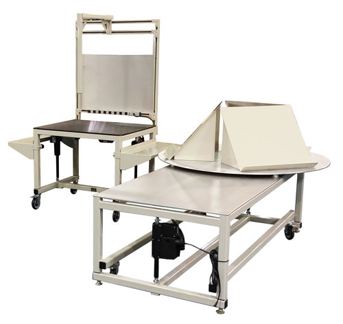Packing and Shipping Rotary GTR Tables and Workstations - LTW Ergonomic Solutions