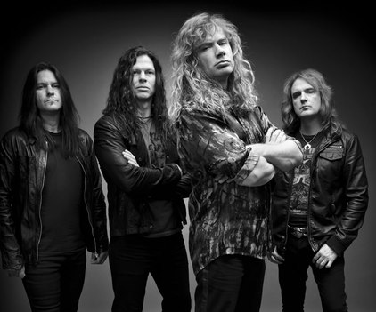 Another line-up change for megadeth