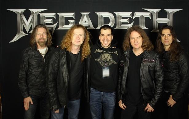 Megadeth – House of Blues Boston