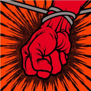 metallica - st. anger album cover