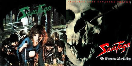 Sirens (1983) and The Dungeons Are Calling (1984)