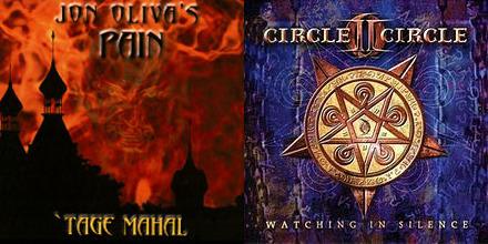 Debut albums from JOP and Circle II Circle