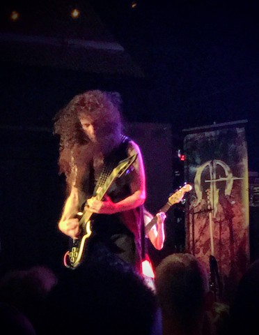 marty friedman live music - mega-depth