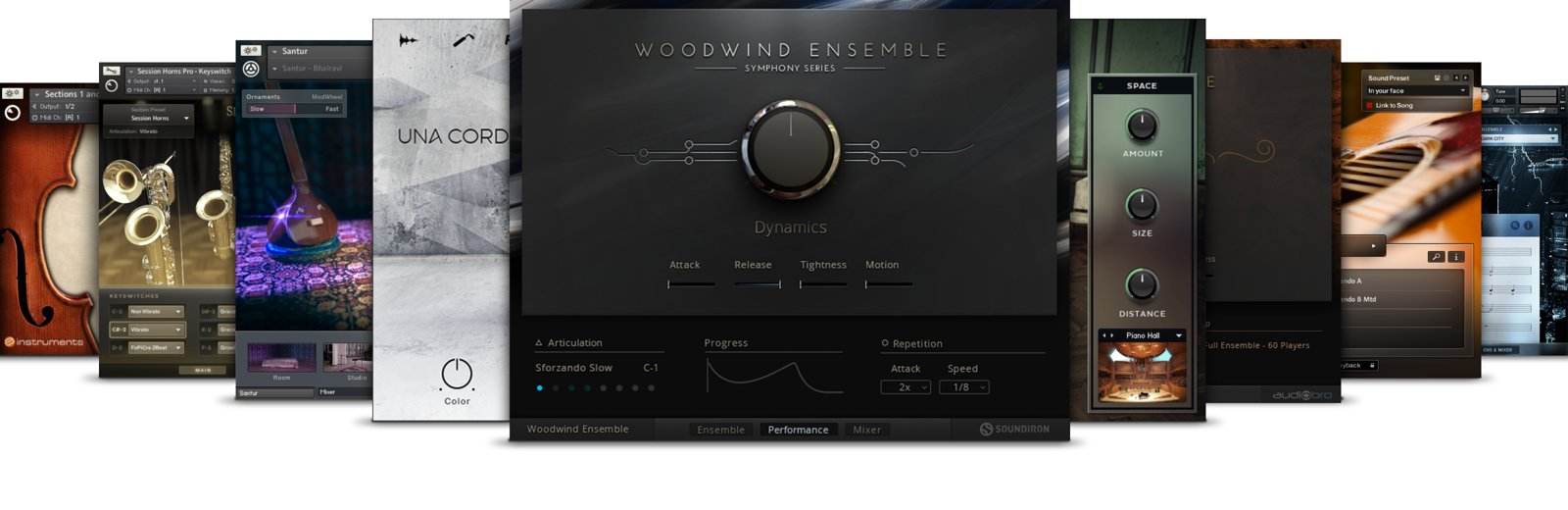Kontakt Komplete by Native Instruments
