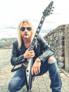 richie faulkner epiphone judas priest - mega-depth