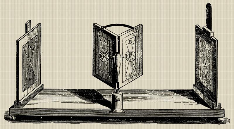 charles wheatstone mirror sterescope