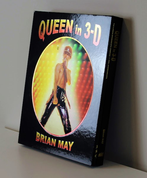 Queen in 3-D – (Book Review)