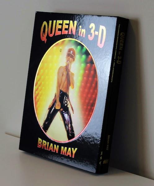 Queen in 3-D – (Book Review)
