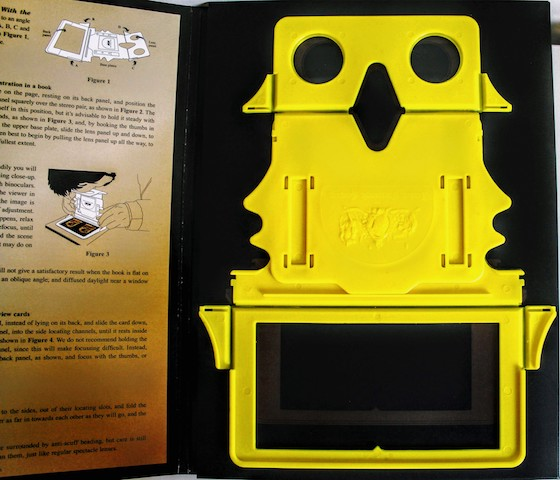 The OWL Viewer designed by Brian May