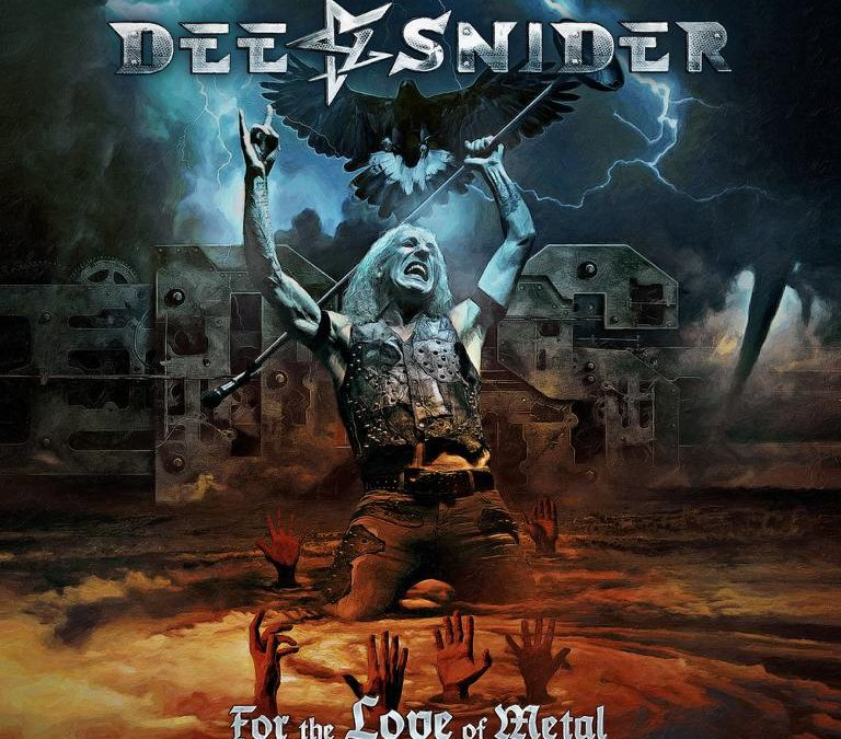 Dee Snider – For the Love of Metal (Album Review)