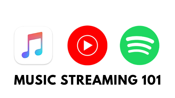 My Thoughts on Apple Music, Spotify, and YouTube Music