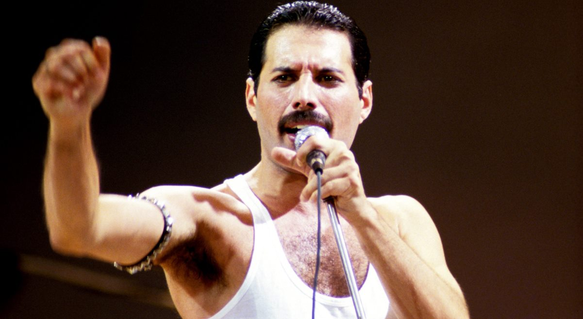 The Inimitable Freddie Mercury