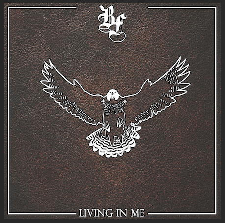 Black Falcon's 1st EP: Living In Me (2016)