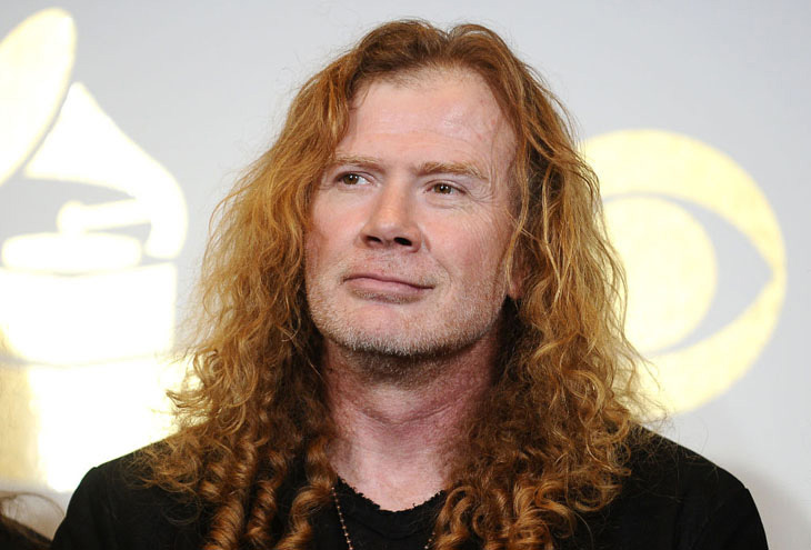 Wishing Dave Mustaine a Speedy Recovery