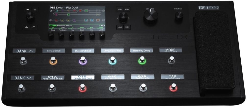 Line 6 Helix Floor - currently my favorite modeler