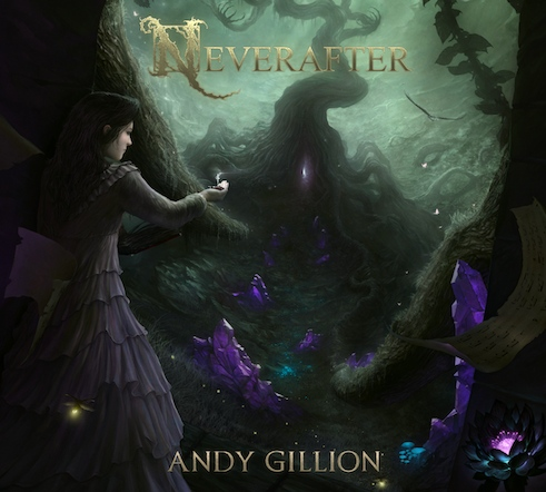 Andy Gillion – Neverafter (Album Review)