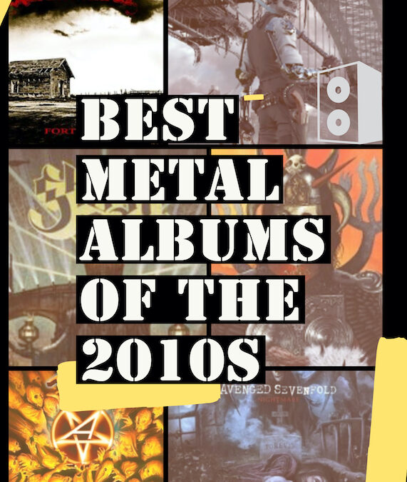 Best Metal Albums of the 2010s