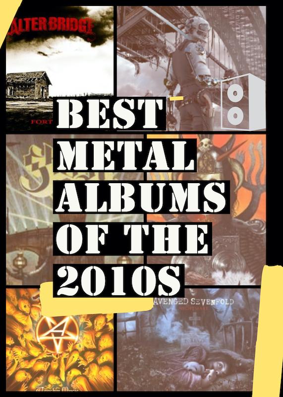best albums of 2010s decade - mega-depth