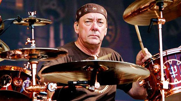 Neil Peart, photo via Wikipedia Commons