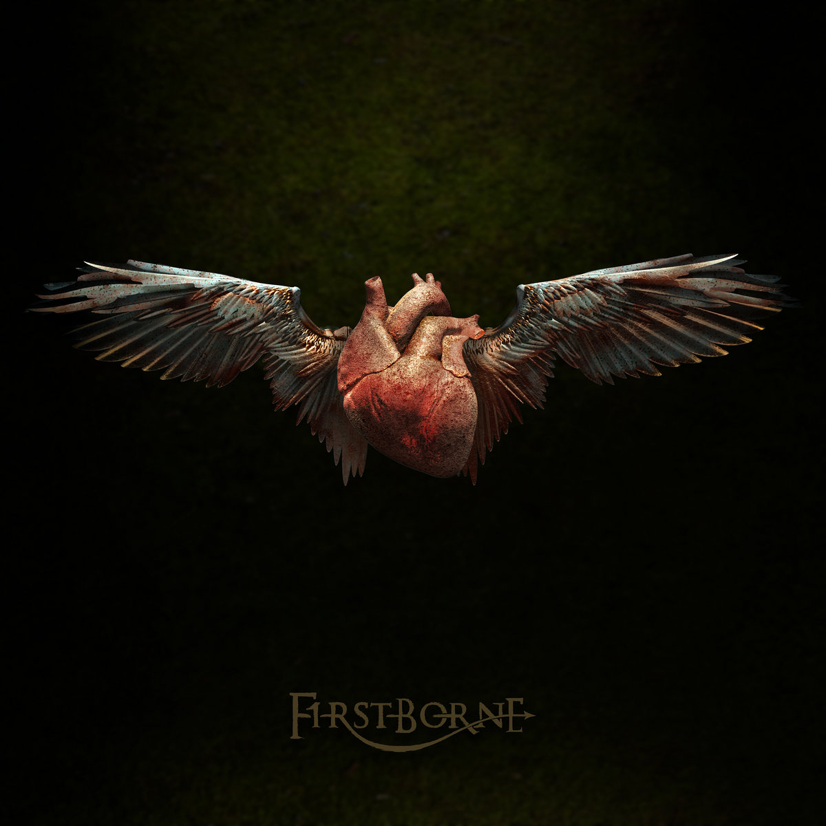 Firstborne EP chris adler myrone james lomenzo girish pradhan - mega-depth
