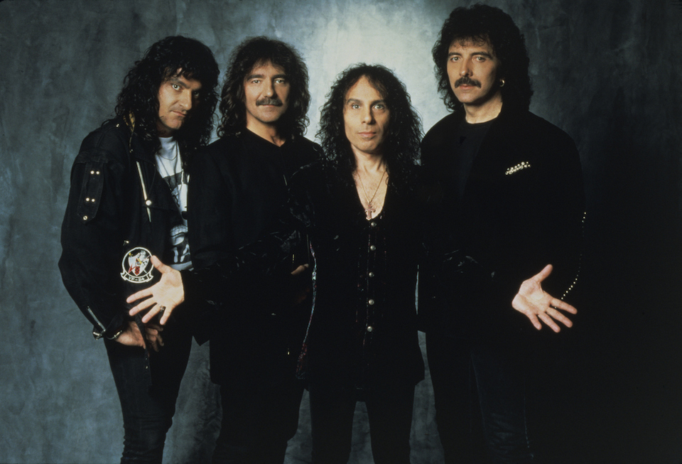 black sabbath with ronnie james dio - mega-depth
