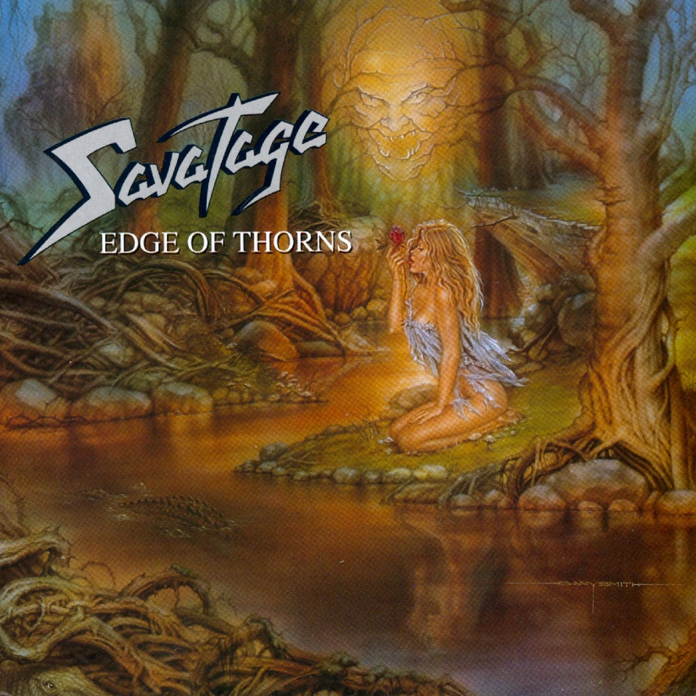 savatage edge of thorns - mega-depth