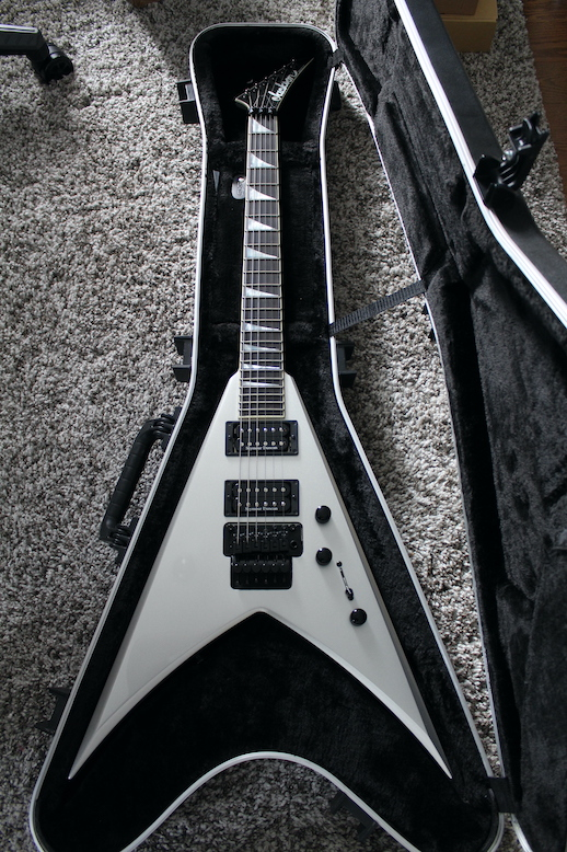 jackson usa kv2 quicksilver - mega-depth