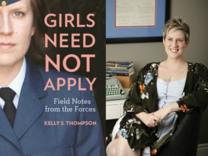 """""""Girls Need Not Apply"""" - Conversation with Kelly S. Thompson @ Old Church Theatre"""