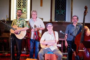 Jabbour @ Old Church Theatre