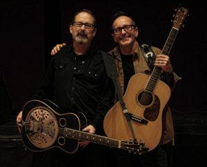 Bill Wood & Burke Carroll @ Old Church Theatre
