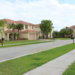 Walk in security within our gated community