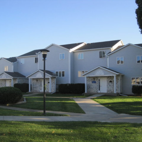 Marian University Townhomes