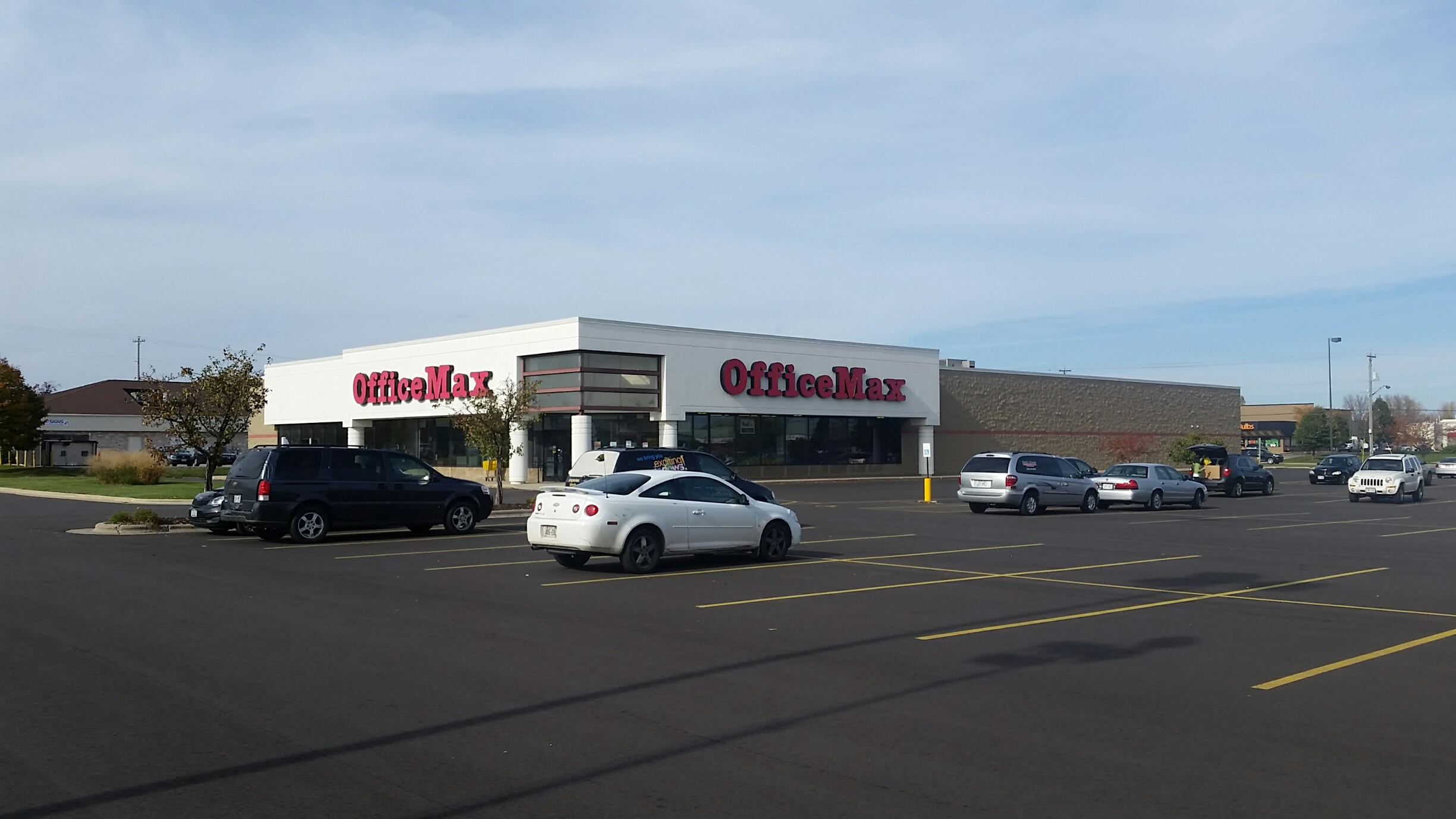 Bayside Marketplace (Office Max)