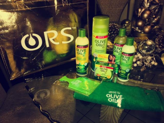 ORS- Afrobella Blogger Anniversary Goodie Bags for guests