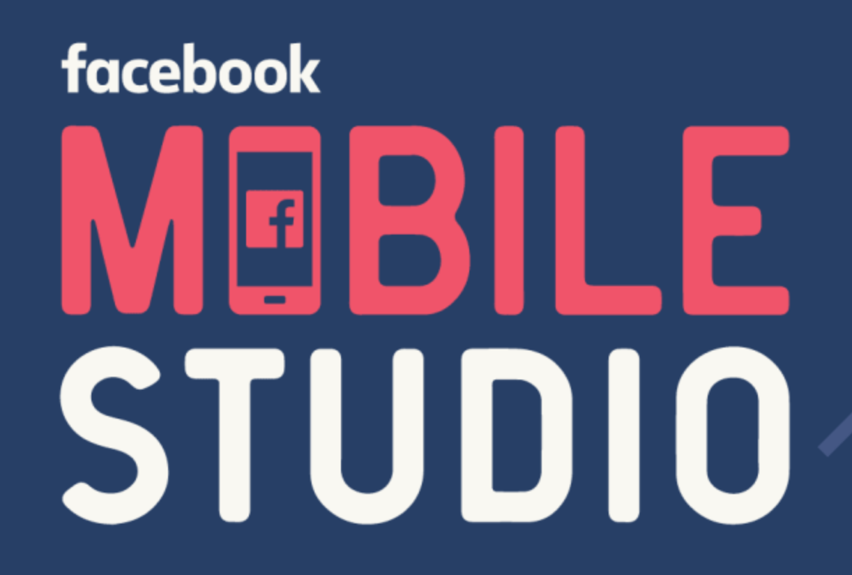 Facebook mobile studio
