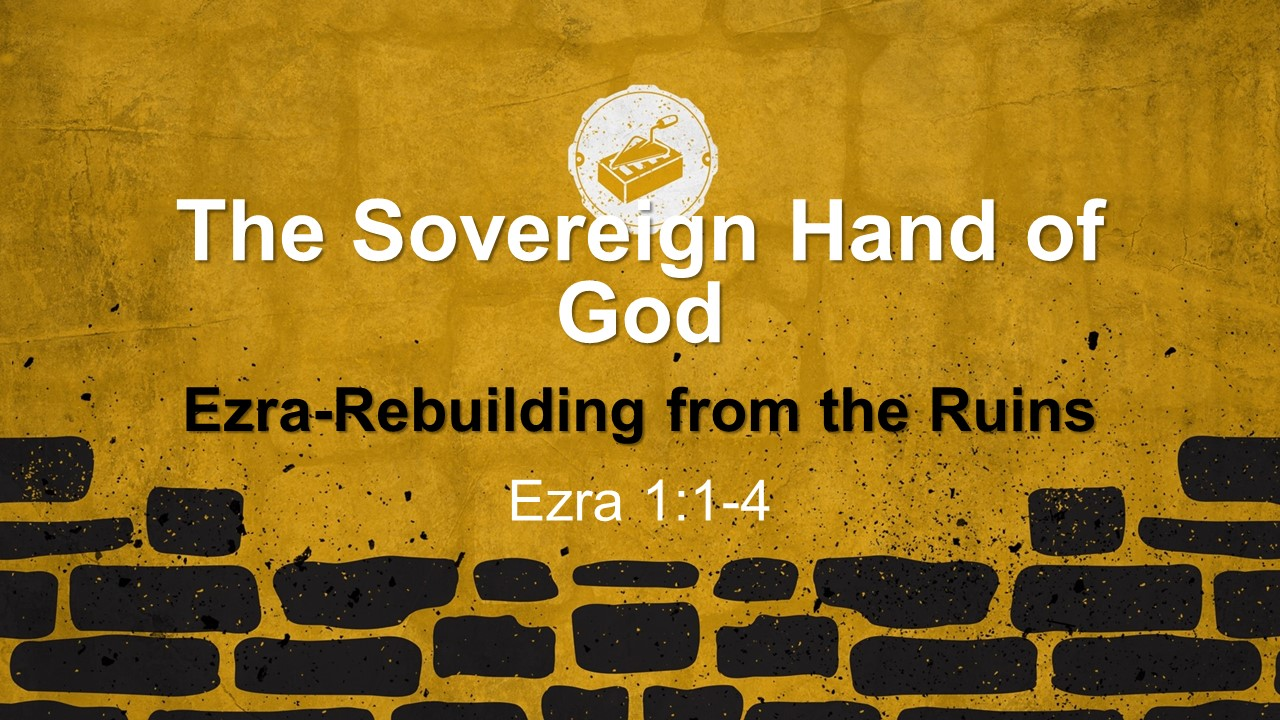 The Sovereign Hand of God