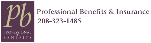 Professional Benefits & Insurance Logo