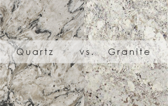 Quartz vs. Granite: Which is Better?