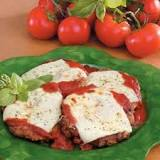 Cube Steak Parmesan