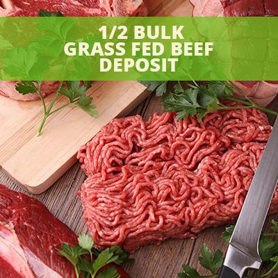 Dierks Farms Half Grass Fed Beef