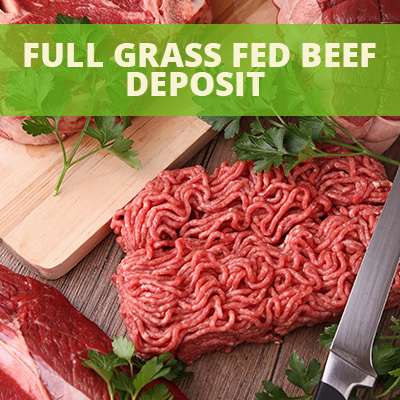 Whole Dierks Farms Grass Fed Beef