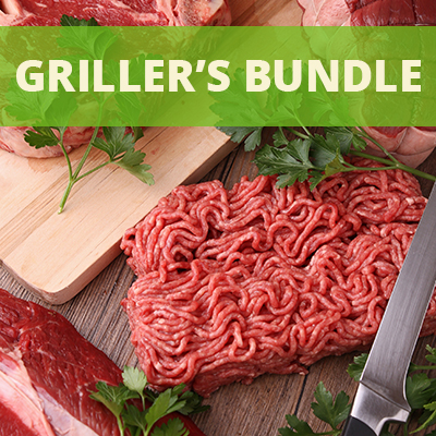 Dierks Farms Grillers Bundle