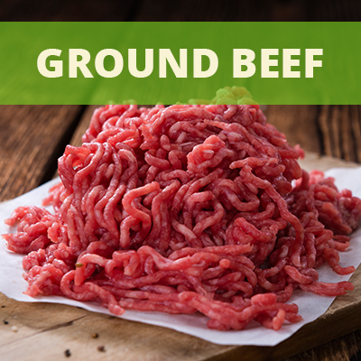 Dierks Farms Grass Fed & Finished Ground Beef