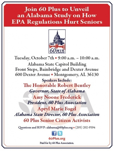 Alabama EPA Study Flyer