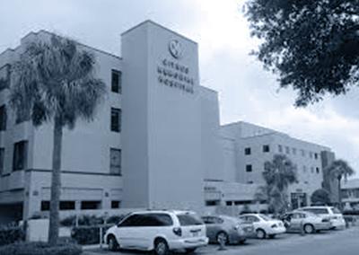 Citrus Memorial Hospital, Level II Trauma Center & Elevated Helipad