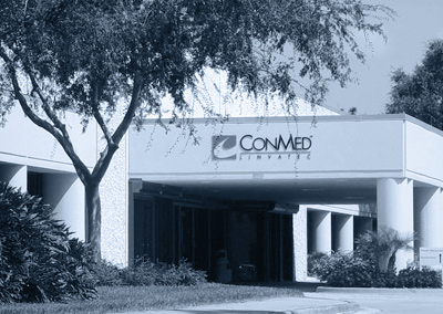 Conmed-Linvatec Pharmaceutical Device Manufacturing