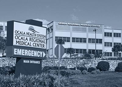 Ocala Regional Medical Center, Level II Trauma Center, Helipad & Trauma CT