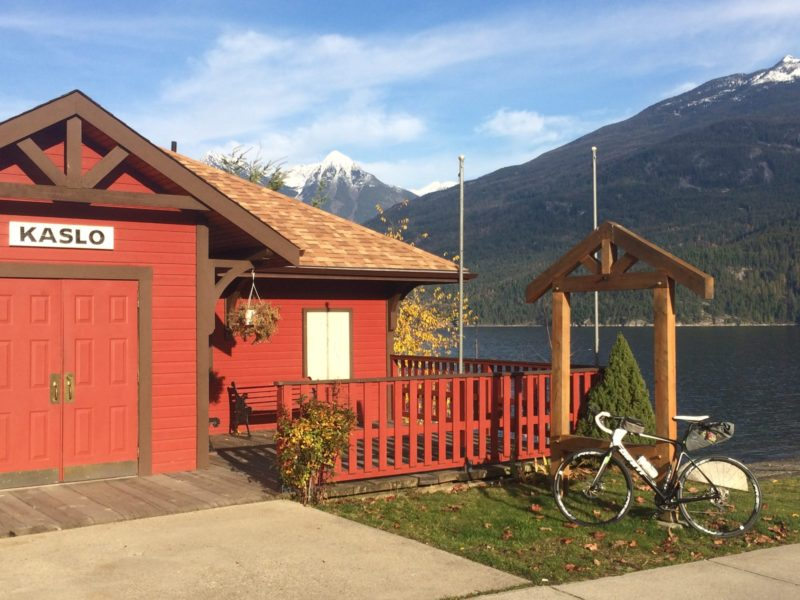 Nelson to Trout Lake Loop
