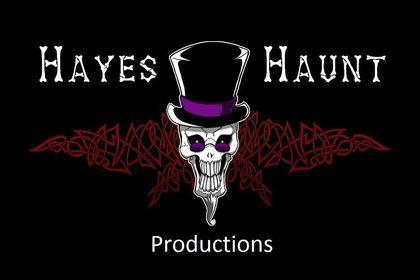 Roger's Hayes Haunt Logo