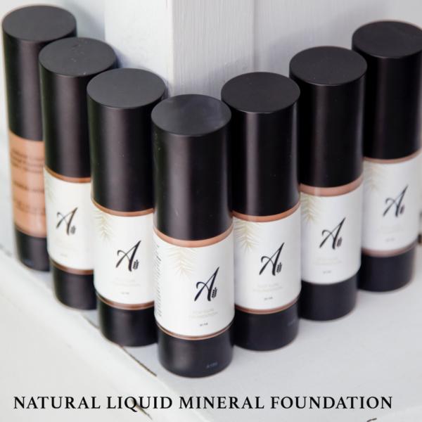 Eco-Luxe Liquid Foundation